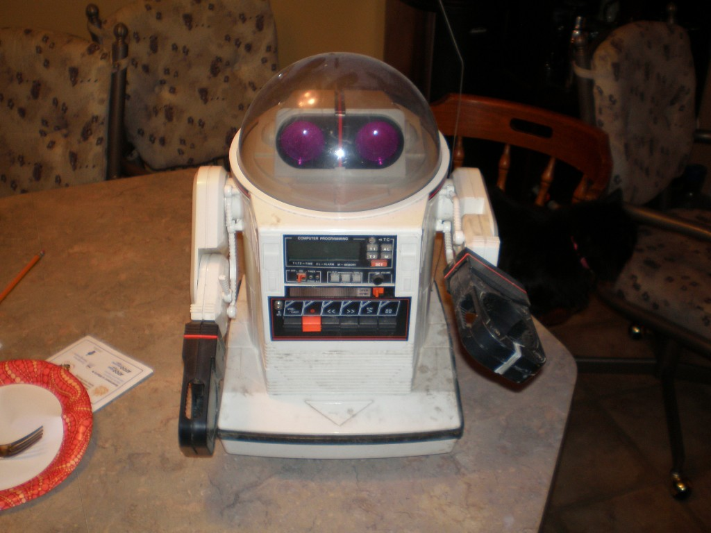 Omnibot before